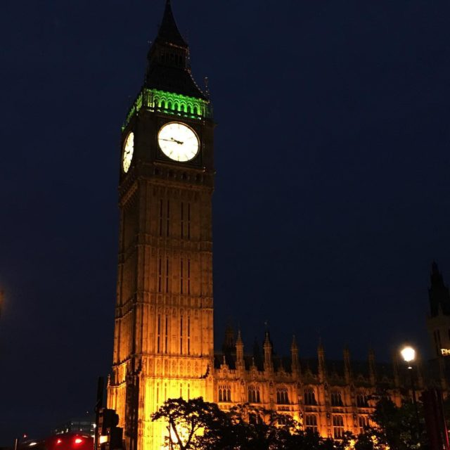 The clock tower that holds Big Ben We got tohellip